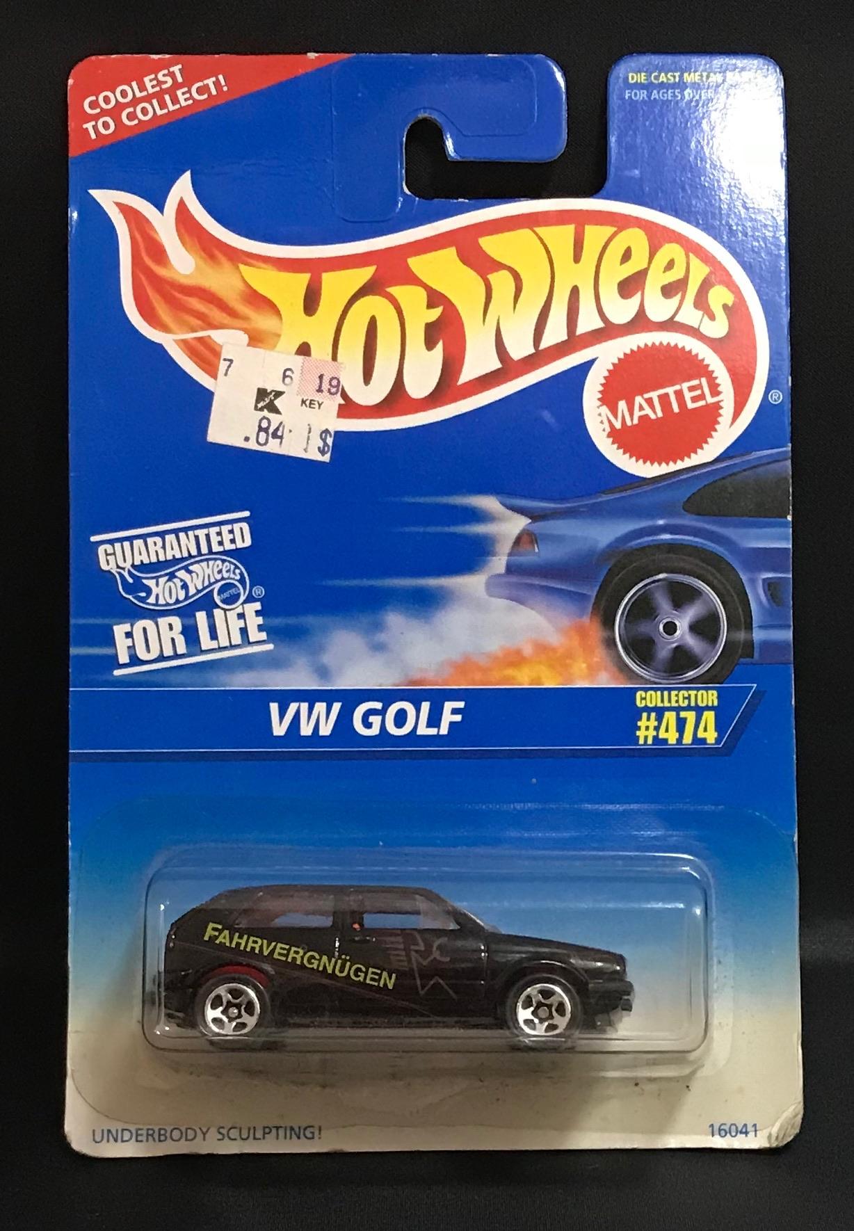 Hot Wheels Vw Volkswagen Golf Mk2 In Black Fahrvergnugen New Old Stock Junk Yard Retros We have collected for you emblem stickers for car body, vw grille badges, 3d fender and door stickers, etc. hot wheels vw volkswagen golf mk2 in black fahrvergnugen new old stock